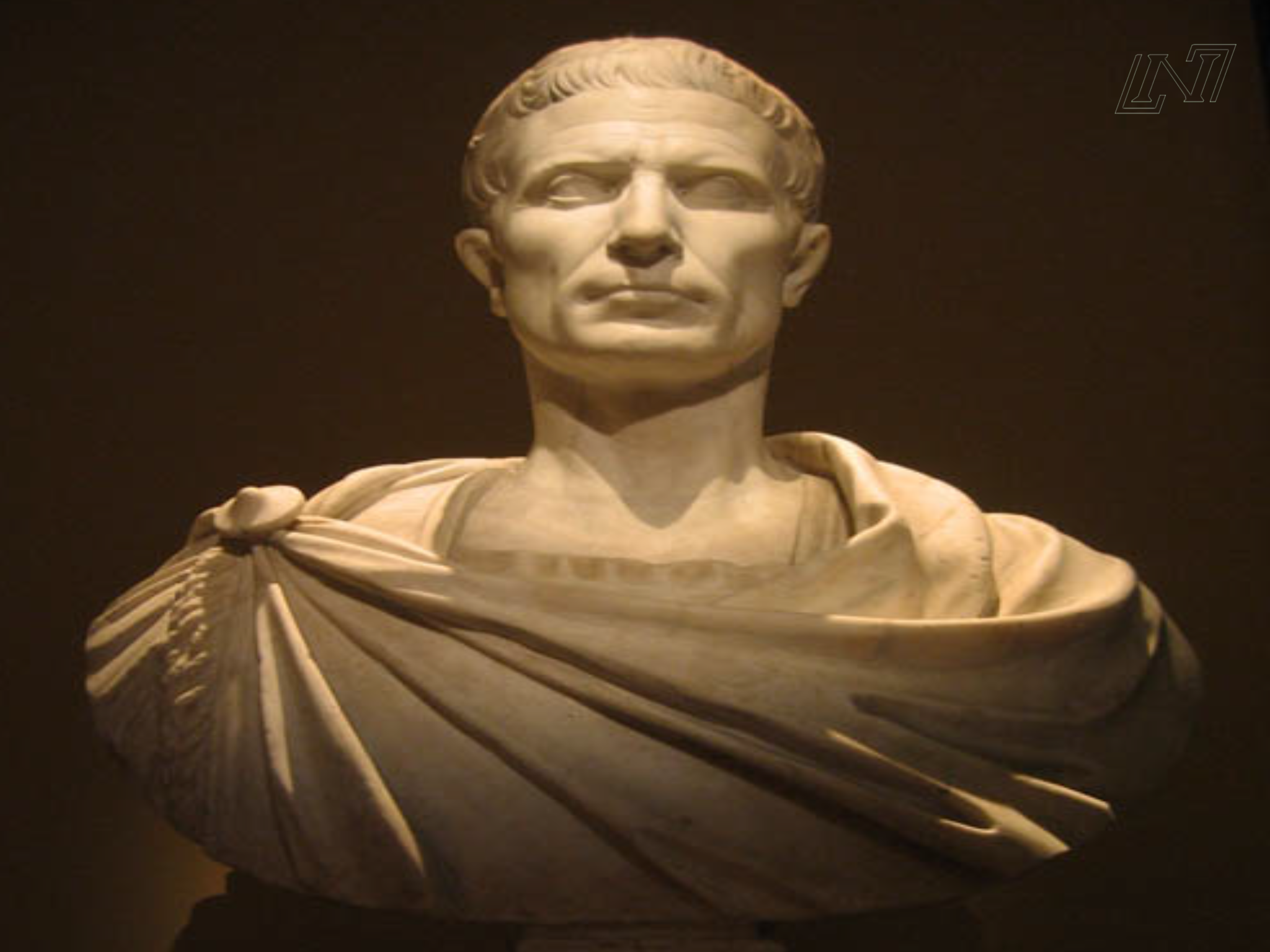 gaius julius caesar Gaius julius caesar (13 july 100 bc – 15 march 44 bc) was a roman general, statesman and consul of the roman republic he played a critical role in the events that led to the demise of the republic and the rise of the roman empire.